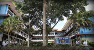 Halaman dan Gedung SMP