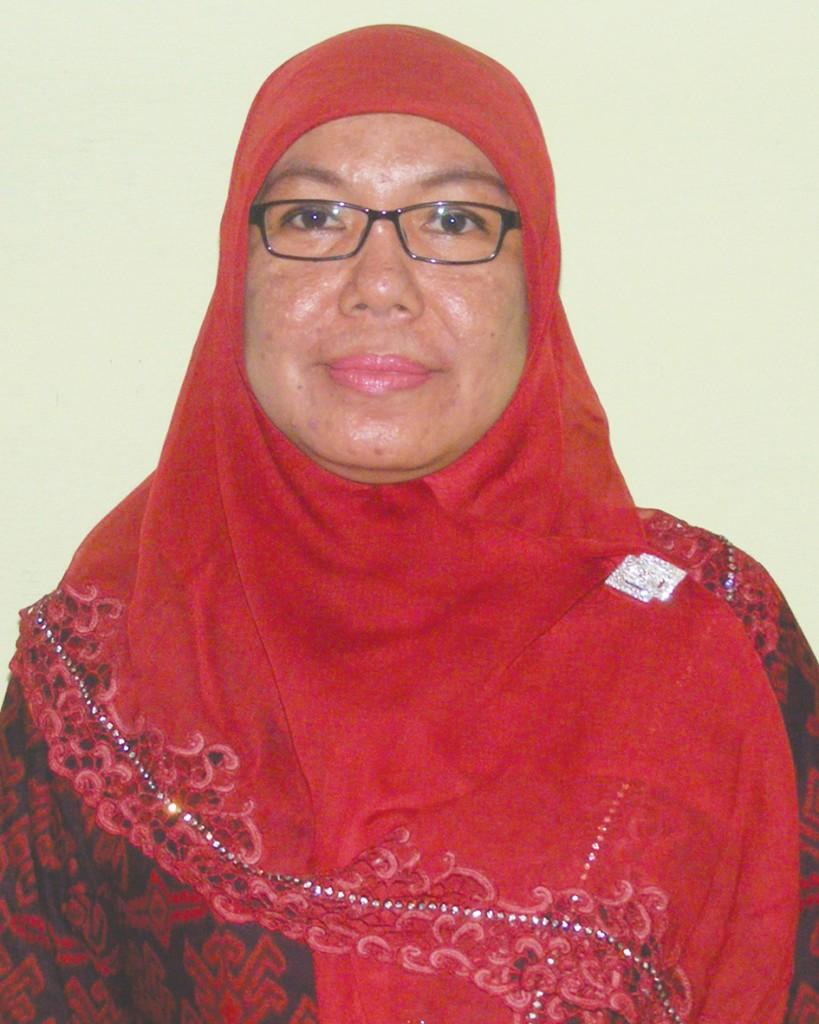 Dra. Hj. Nurwahida ( Guru Bahasa Indonesia )