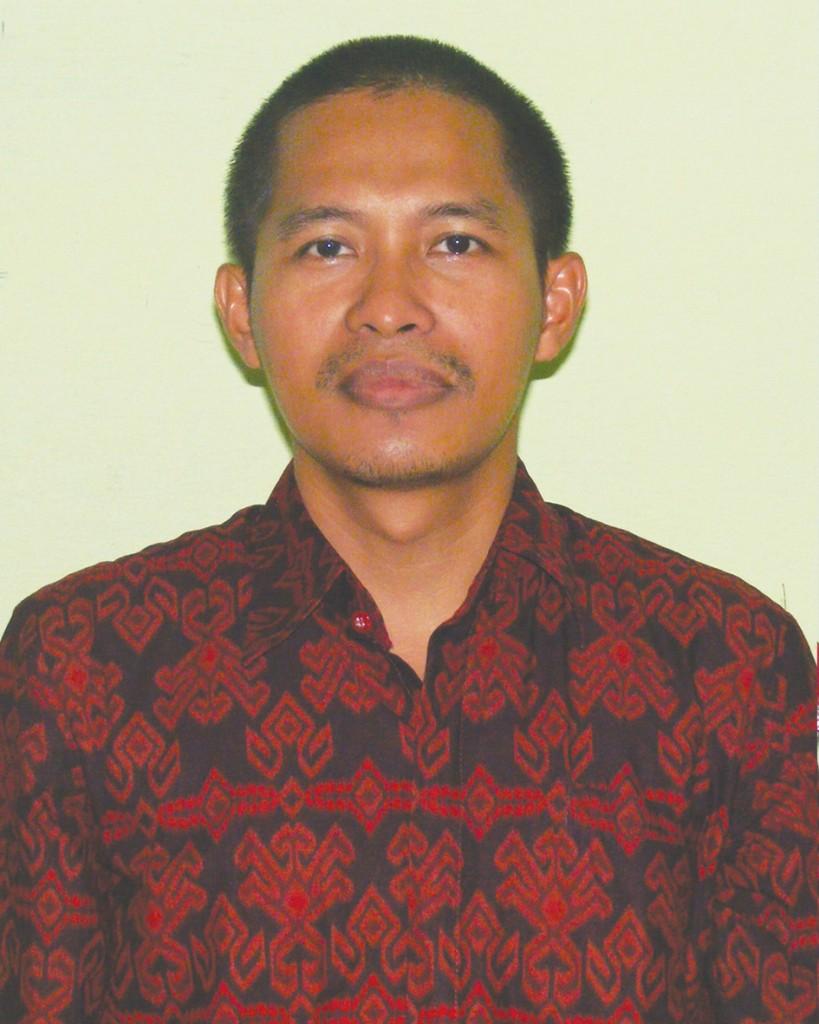 Agus Sugiharto, S.P. ( Guru Ilmu Pengetahuan Alam )