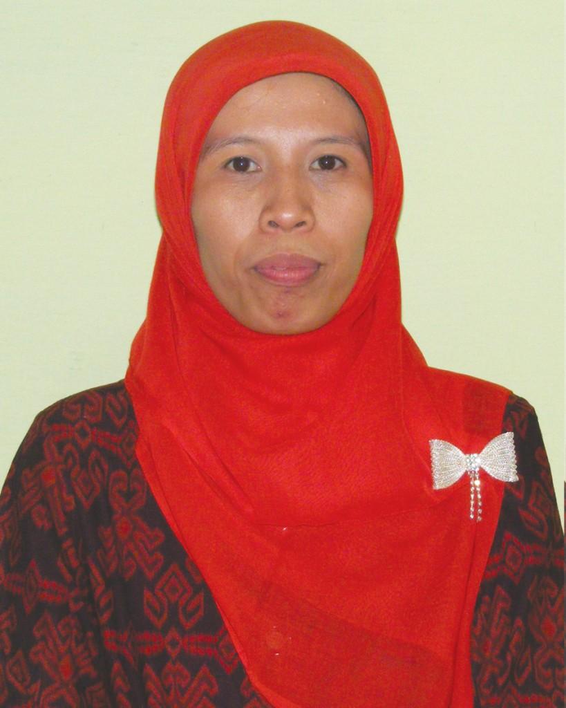 Siti Nurlela, S.Pd. ( Guru Matematika )