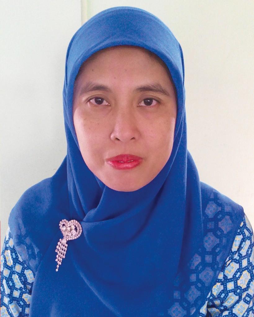 Merry Oktarina, S.Sos. ( Guru Bahasa Indonesia )