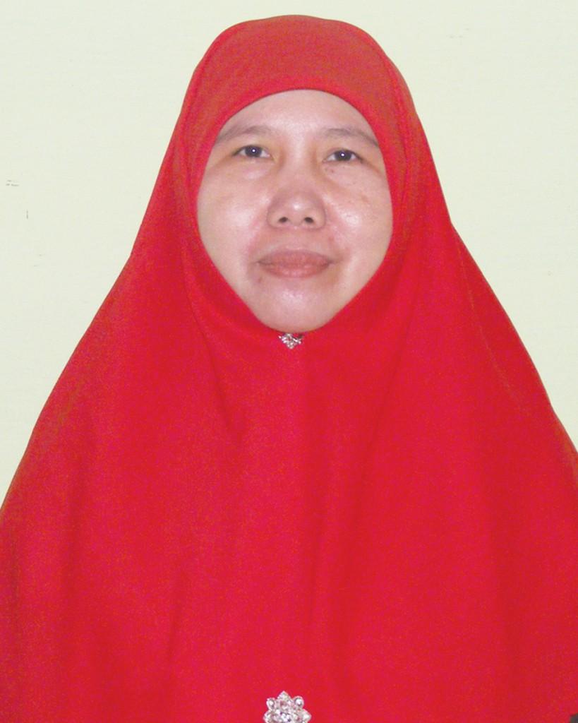 Dra. Hj. Septinayati ( Guru Pendidikan Kewarganegaraan )