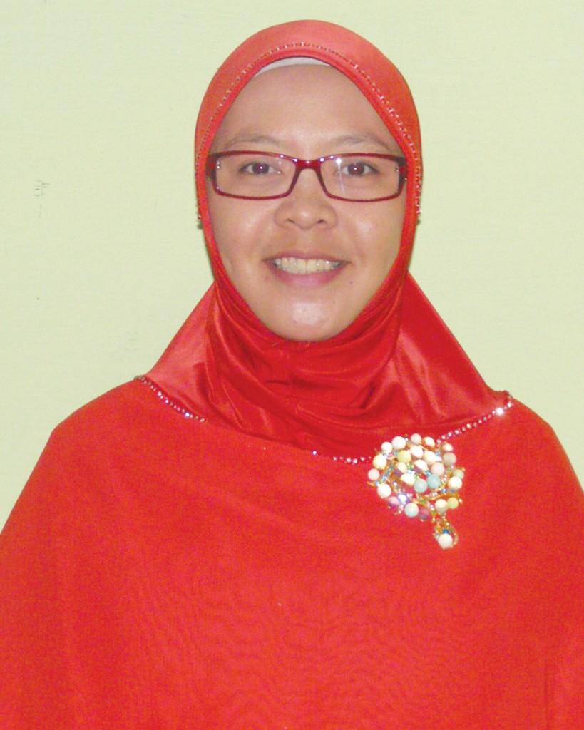 Huzaimah, S.Pd. ( Guru Bahasa Inggris )