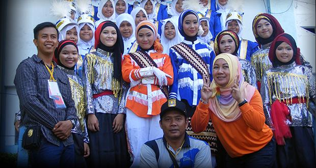 Gema Estetika Nada SMP Al Kautsar dan Official