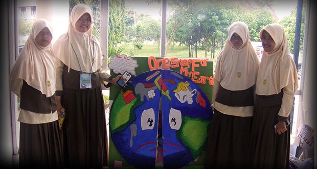 Tim B Mading SMP Al Kautsar Bandar Lampung