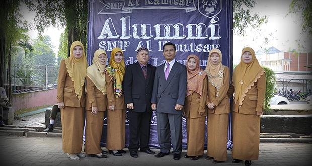 Wali kelas IX TP.2015