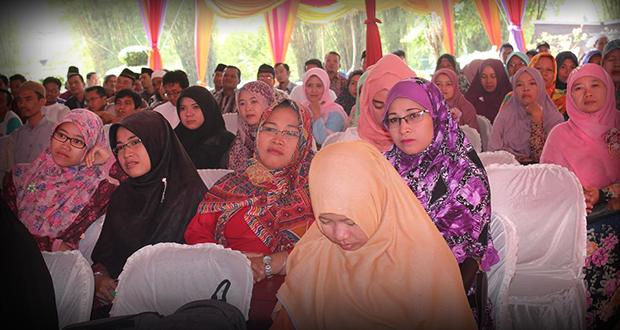 Keluarga besar Yayasan Alkautsar