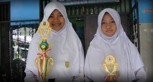Siswa Pemenang Lomba Bahasa