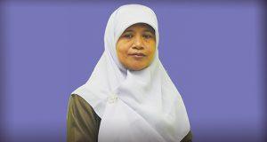 Warsiyem, Guru Bahasa Lampung SMP Al Kautsar