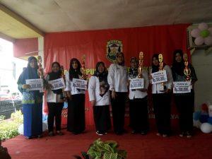 SMP Al Kautsar Juara Perpustakaan Kota Bandar Lampung