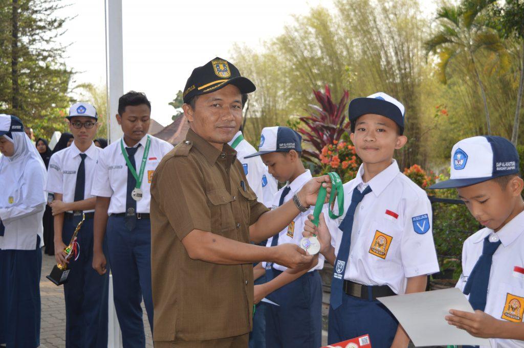 Para Pesilat SMP Al Kautsar