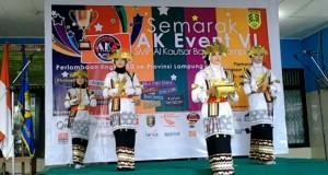 AL Kautsar Event VI SMP Al Kautsar Bandar Lampung