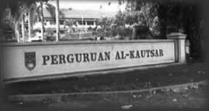Perguruan Al KautsarTempo Dulu